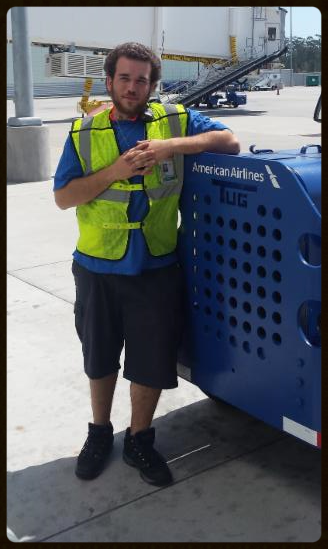 MYR - Nick Plump recently discovered an aircraft damage while he was performing his arrival walk around. The passengers were deplaned and eventually the flight was cancelled due to the damage. Nick did an excellent job in performing his duties. This is a great example of why a walkaround inspection is require at every aircraft arrival. Keep up the good work Nick!